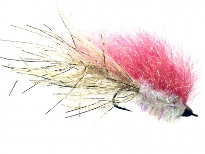 Twisted Minnow Pink