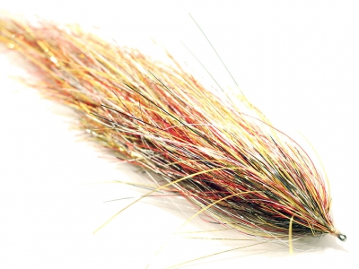 Wigglefly - Gold Red Flash