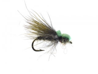 Balloon Caddis Olive