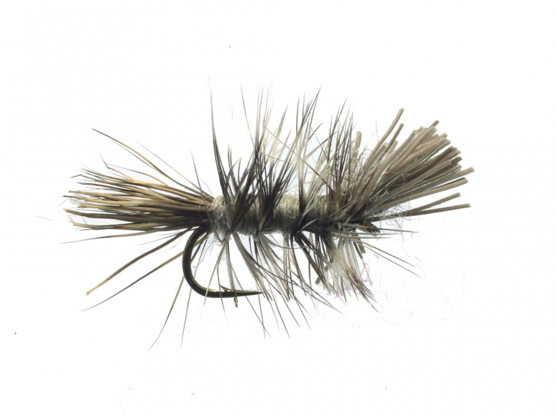 Rough Water Caddis - grey
