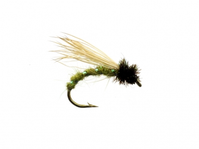 Sedgehammer Caddis Green