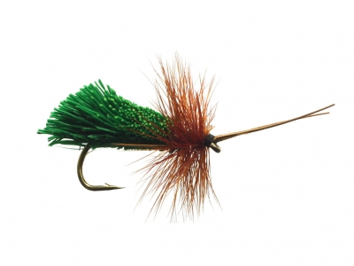 Goddard Caddis - Green