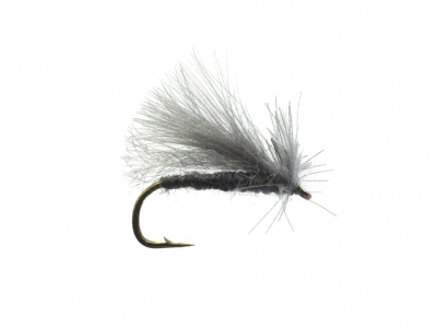 CDC Adult Caddis - harmaa