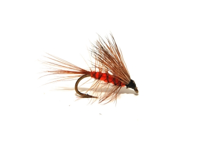 Buck Caddis Dark