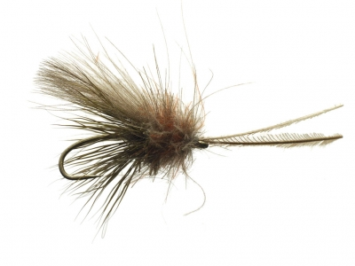 Riffle Caddis - Brown