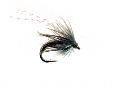 Graphic Caddis - tan