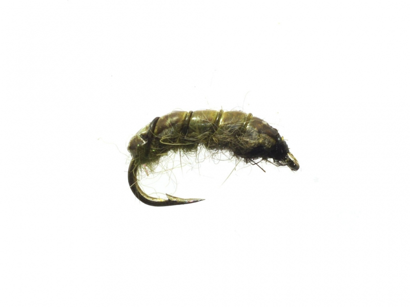 Czech Mate Caddis Olive